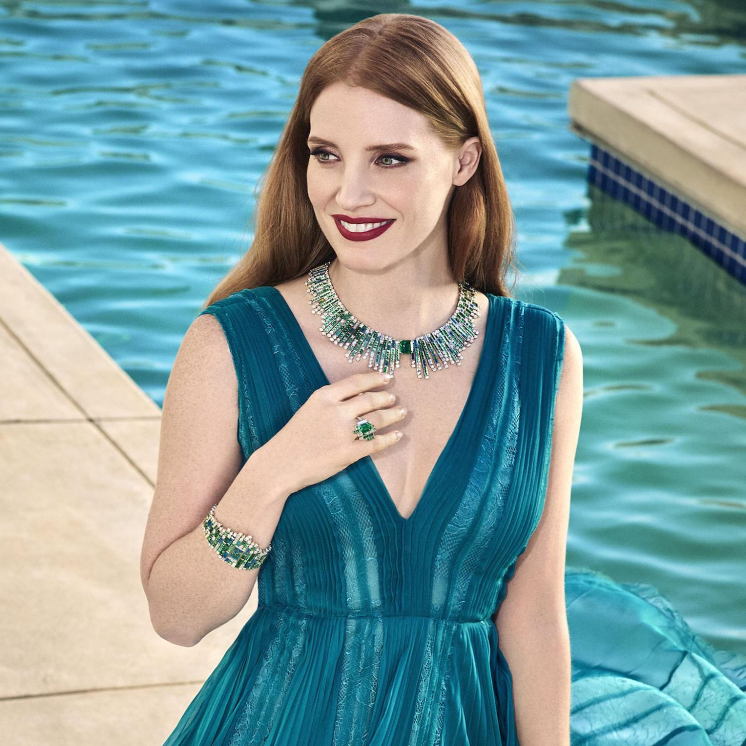 PIAGET COLLECTION JEWELLERY SUNLIGHT JOURNEY